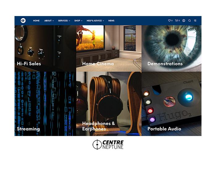 Unilet Sound & Vision | Centre Neptune